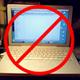 Do not use PC / 店内でのPC使用禁止